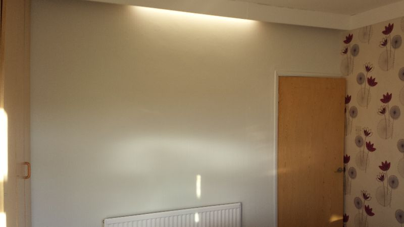Painting A Bedroom In Shiregreen